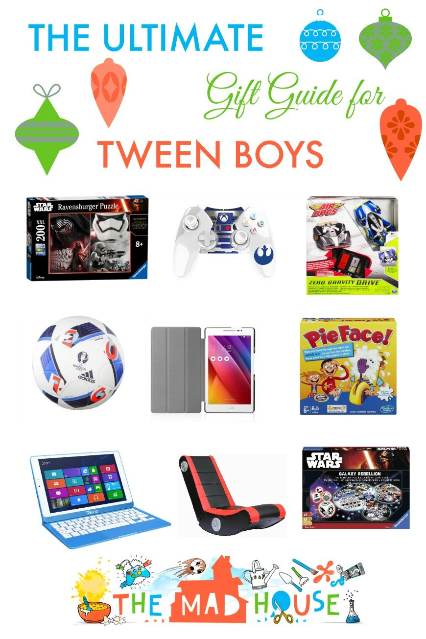 Best ideas about Gift Ideas For Boys Age 9 . Save or Pin Great ts for tweens aged 9 12 Mum In The Madhouse Now.