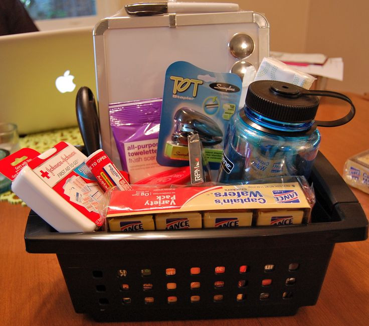 Best ideas about Gift Ideas For College Boys . Save or Pin 67 best images about College Survival Kits Ideas on Now.