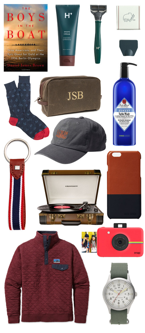 Best ideas about Gift Ideas For College Boys . Save or Pin Valentine s Day Gifts for Him The College Prepster Now.