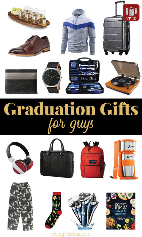 Best ideas about Gift Ideas For College Boys . Save or Pin 20 Best Graduation Gift Ideas for Guys 2018 for College Now.