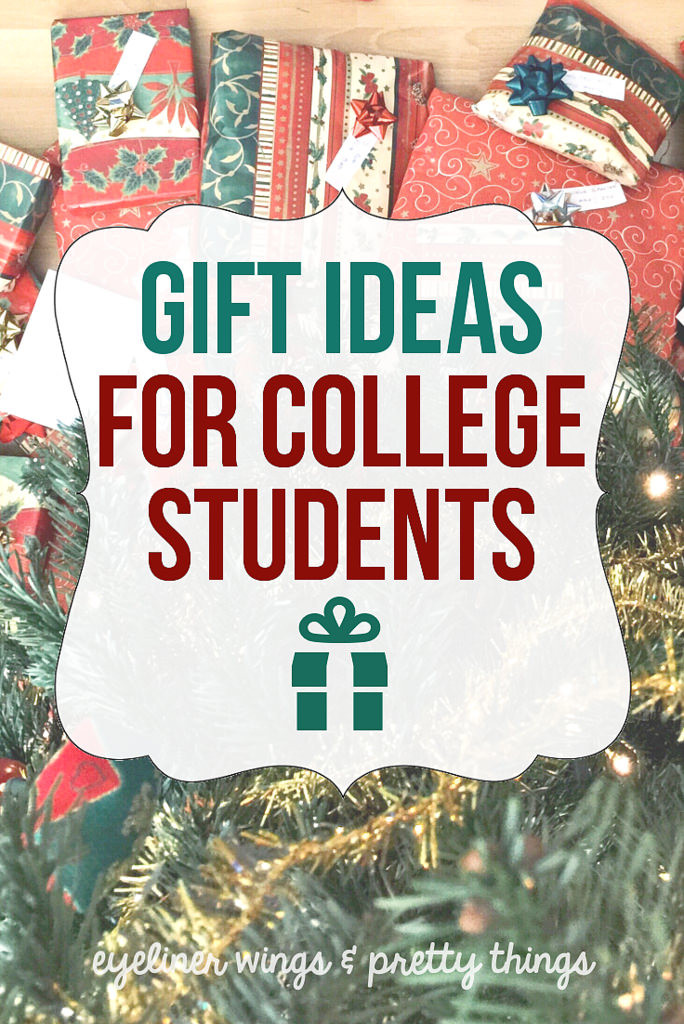 Best ideas about Gift Ideas For College Students . Save or Pin College Gift Guide Gift Ideas for College Students ew & pt Now.