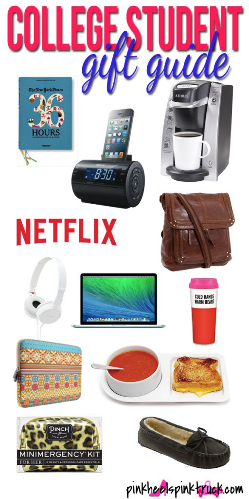 Best ideas about Gift Ideas For College Students . Save or Pin Best 25 Gifts for college girls ideas on Pinterest Now.