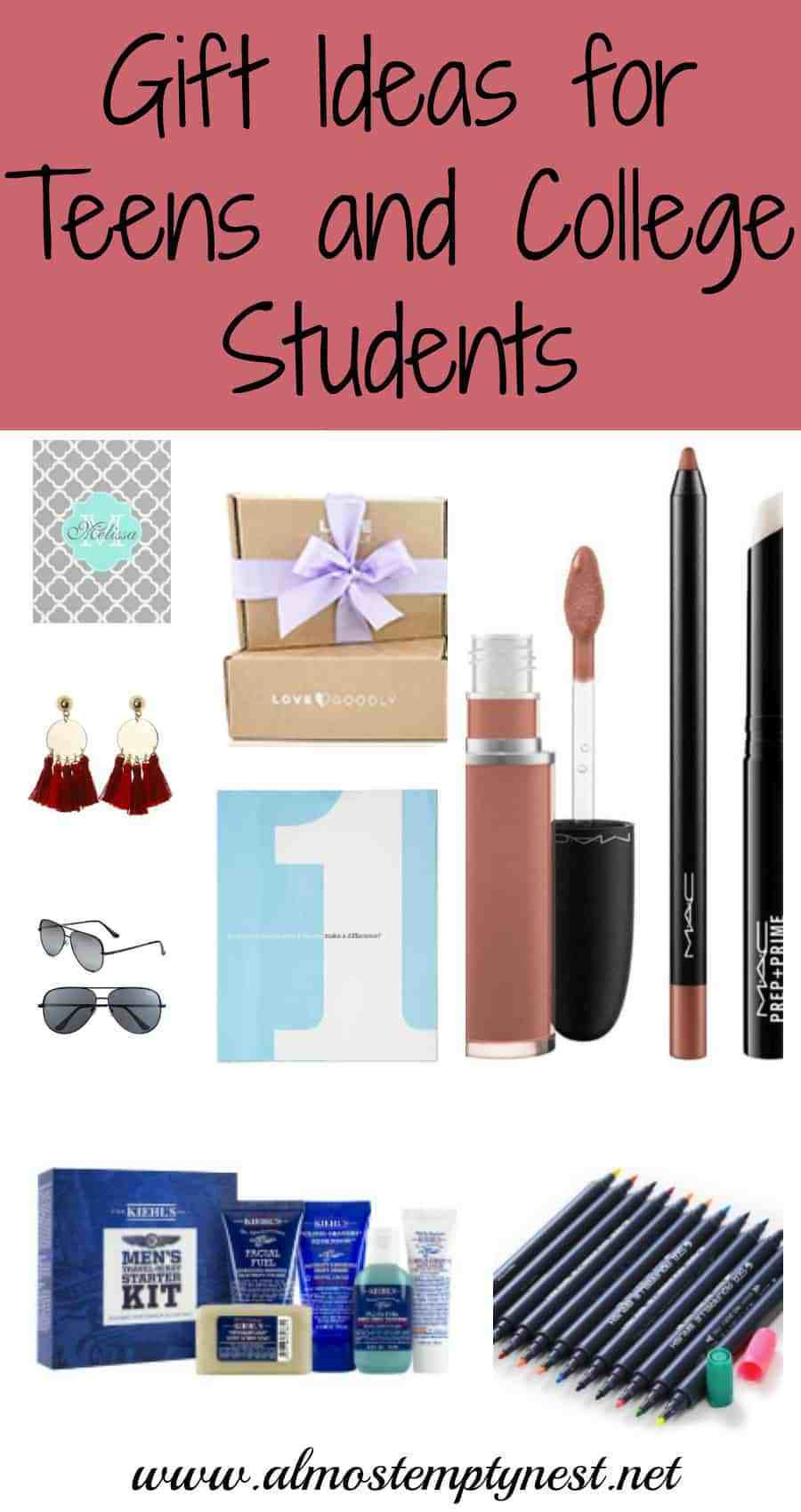 Best ideas about Gift Ideas For College Students . Save or Pin Gift Ideas for Teens and College Students Almost Empty Nest Now.