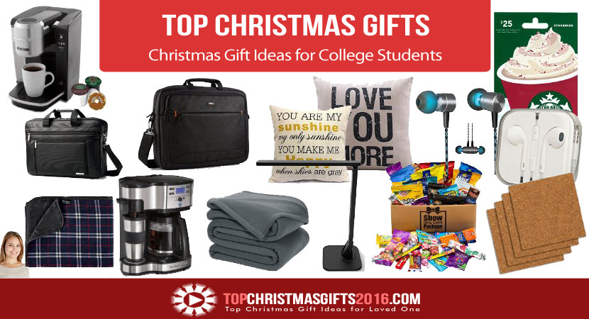 Best ideas about Gift Ideas For College Students . Save or Pin Best Christmas Gift Ideas for College Students 2017 Top Now.