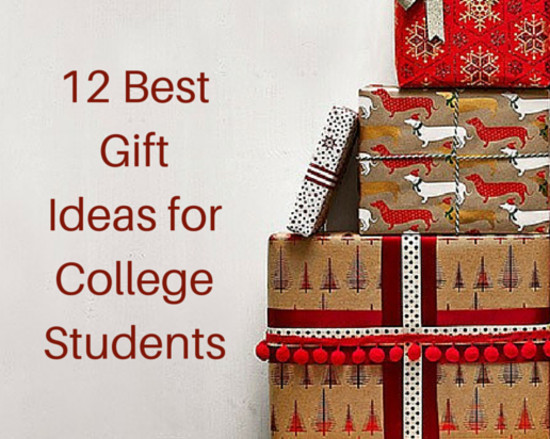 Best ideas about Gift Ideas For College Students . Save or Pin 12 Best Gift Ideas for College Students EssaySupply Now.