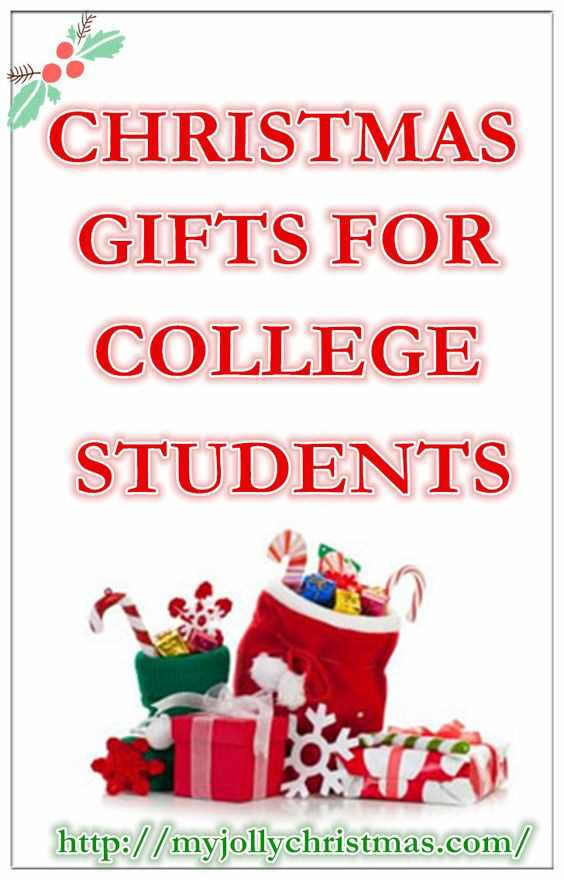 Best ideas about Gift Ideas For College Students . Save or Pin Christmas Gifts For College Students Now.