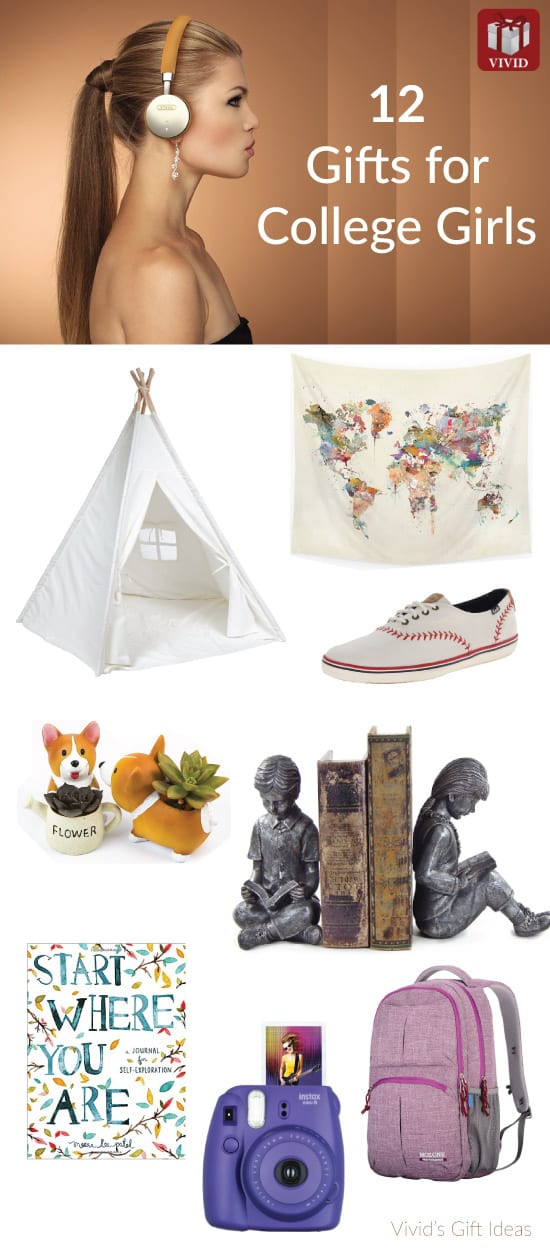 Best ideas about Gift Ideas For College Students . Save or Pin College Student Birthday Gift Ideas For Her Vivid s Now.