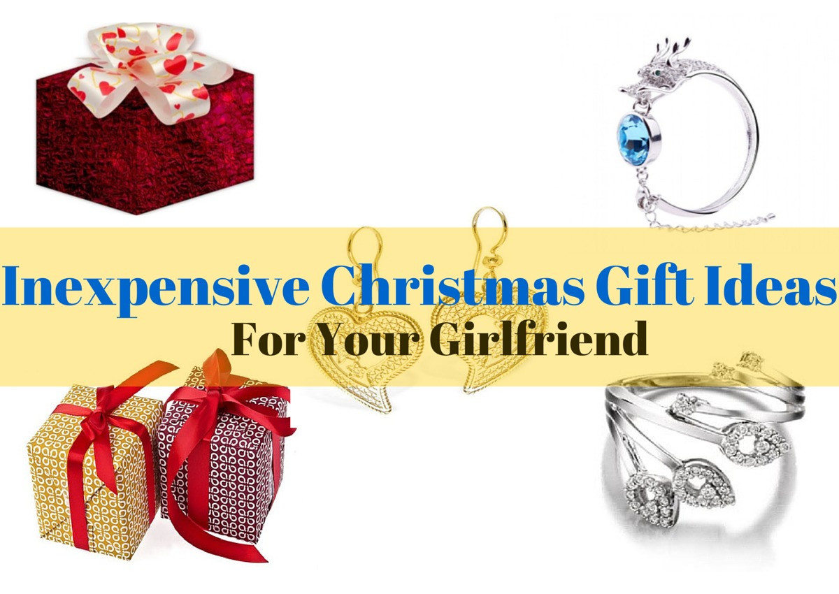 Best ideas about Gift Ideas For Girlfriend Christmas . Save or Pin Christmas Gifts For Your Girlfriend Now.