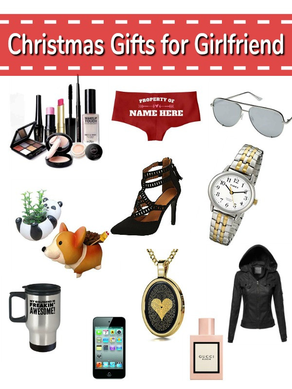 Best ideas about Gift Ideas For Girlfriend Christmas . Save or Pin Christmas Gifts for Girlfriend Christmas Celebration Now.