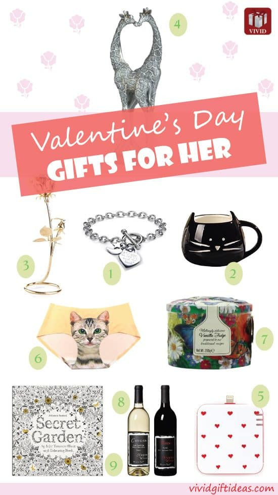 Best ideas about Gift Ideas For Girlfriend Reddit . Save or Pin Lovely Valentines Day Gift Ideas for Her Vivid s Now.