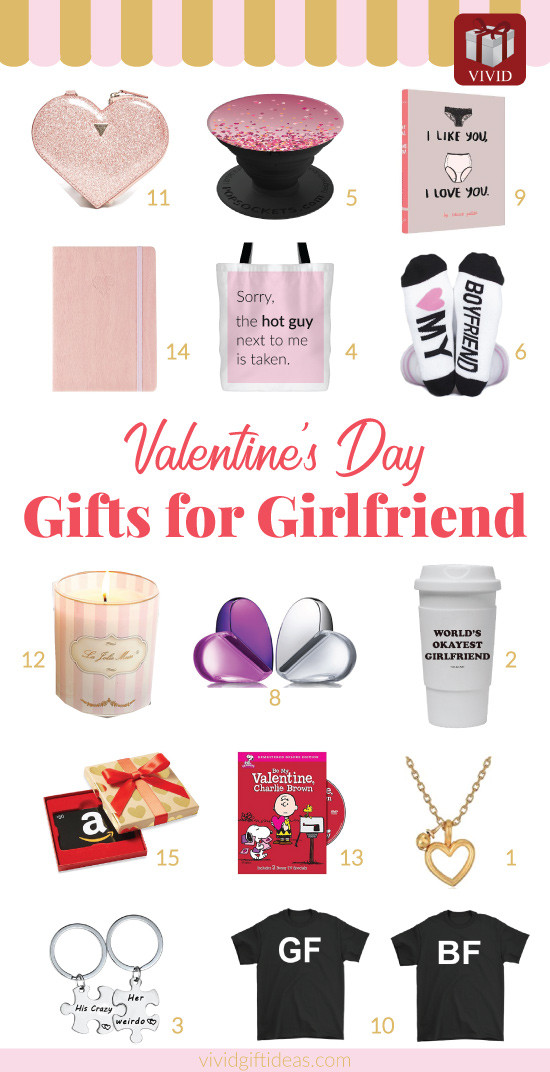 Best ideas about Gift Ideas For Girlfriend Reddit . Save or Pin Best Valentine s Day Gifts for Girlfriend 15 sweet and Now.