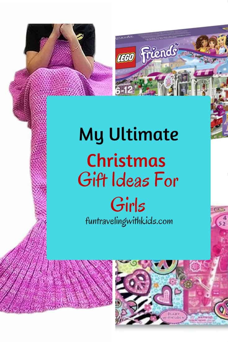 Best ideas about Gift Ideas For Girls Age 5 . Save or Pin My Ultimate Christmas Gift Ideas For Girls Age 5 to 10 Now.