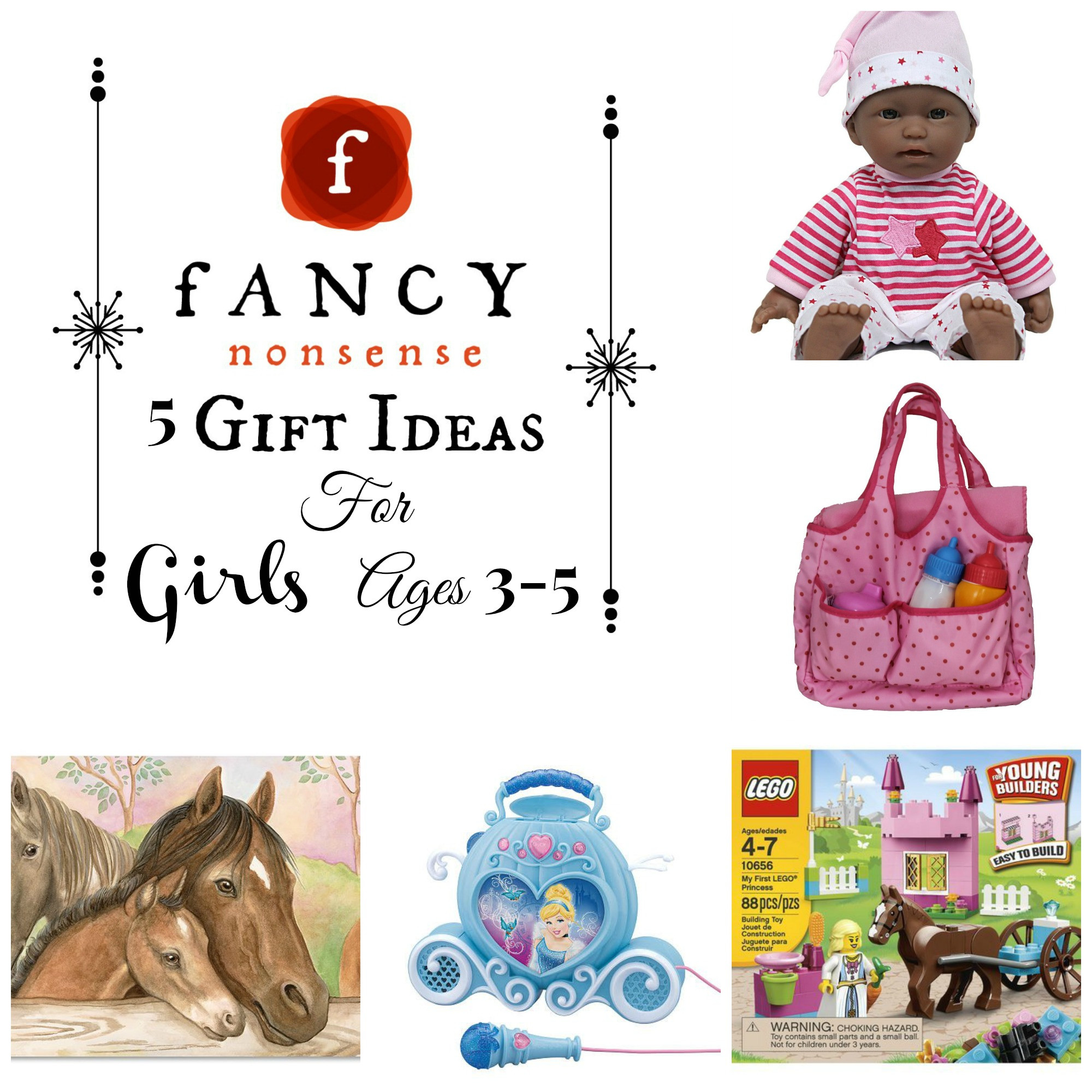 Best ideas about Gift Ideas For Girls Age 5 . Save or Pin Top 28 Christmas Gifts For Age 5 17 best images about Now.