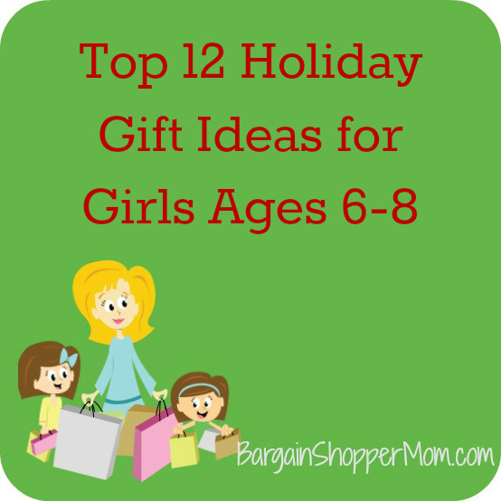 Best ideas about Gift Ideas For Girls Age 8 . Save or Pin More Holiday Gift Ideas for Girls Ages 6 to 8 Everyday Savvy Now.