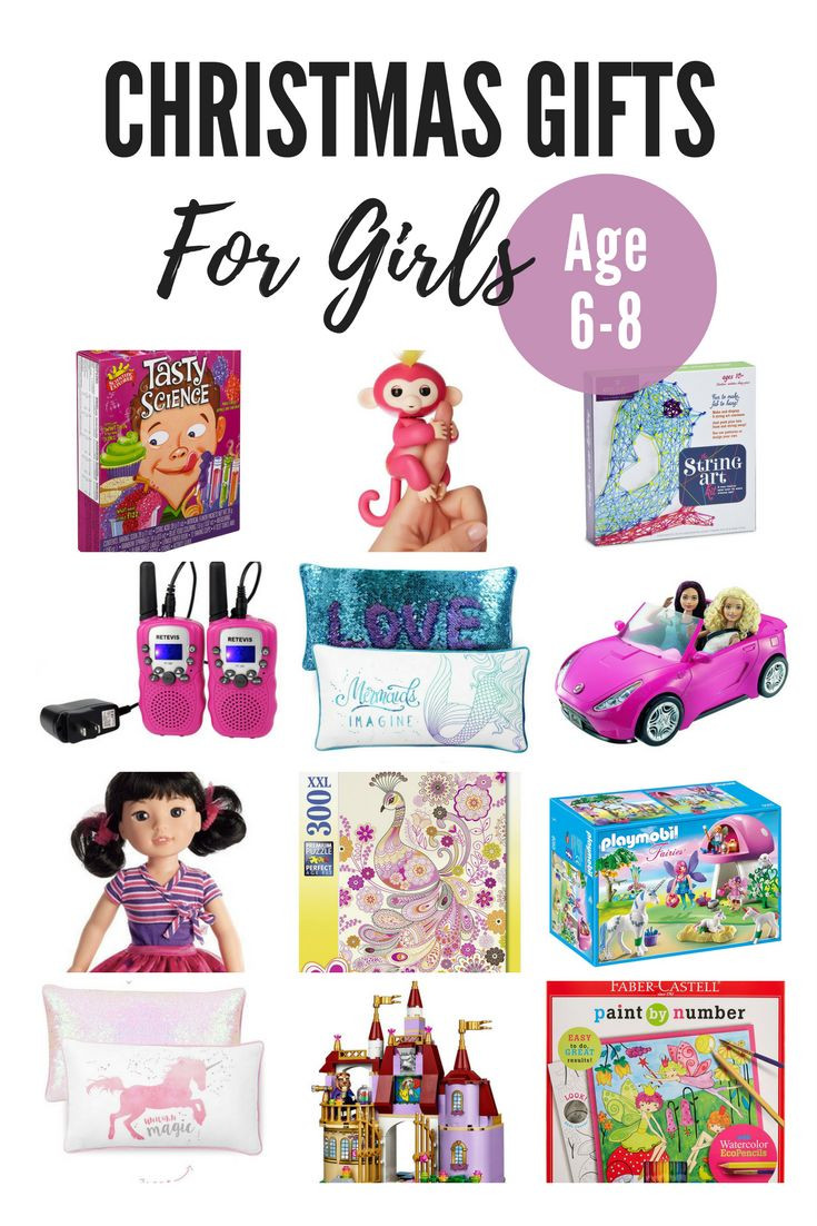 Best ideas about Gift Ideas For Girls Age 8 . Save or Pin Best 25 Christmas toys for girls ideas on Pinterest Now.