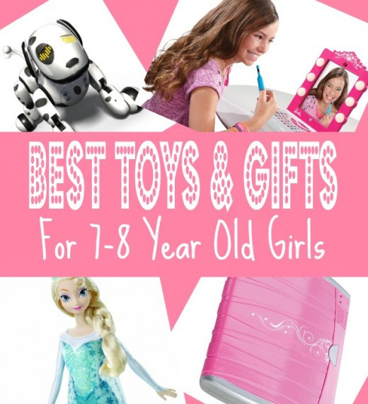 Best ideas about Gift Ideas For Girls Age 8 . Save or Pin Best Gifts & Top Toys for 7 Year old Girls in 2015 Now.