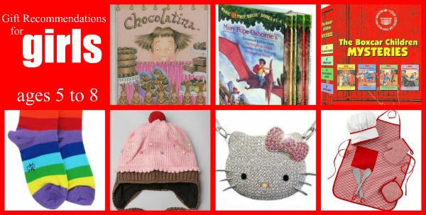 Best ideas about Gift Ideas For Girls Age 8 . Save or Pin Gift Ideas for Girls of all Ages Now.