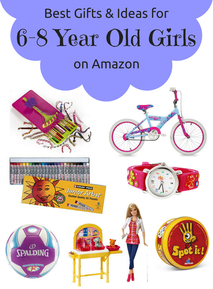 Best ideas about Gift Ideas For Girls Age 8 . Save or Pin Best Gifts & Ideas for Young School Age Girls 6 8 Years Now.