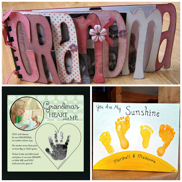 Best ideas about Gift Ideas For Grandma . Save or Pin Mother s Day Gifts for Grandma Crafty Morning Now.