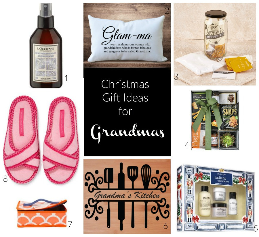 Best ideas about Gift Ideas For Grandma . Save or Pin Christmas Gift Ideas For Grandparents And Great Now.