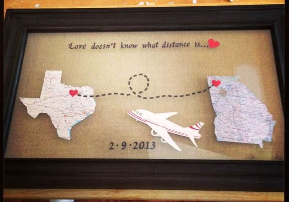Best ideas about Gift Ideas For Long Distance Boyfriend . Save or Pin Long Distance Relationship Quotes Messages Sayings and Now.