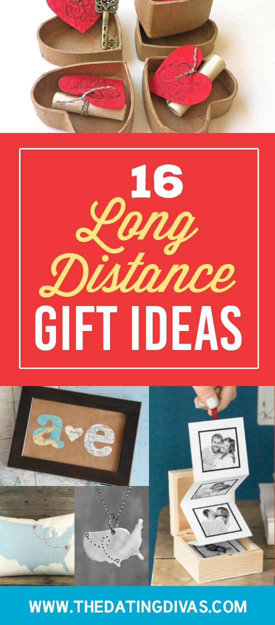 Best ideas about Gift Ideas For Long Distance Girlfriend . Save or Pin 101 Ideas for When You're Apart The Dating Divas Now.
