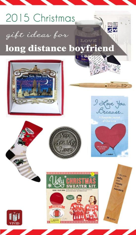 Best ideas about Gift Ideas For Long Distance Girlfriend . Save or Pin 2015 Christmas What to for Long Distance Boyfriend Now.
