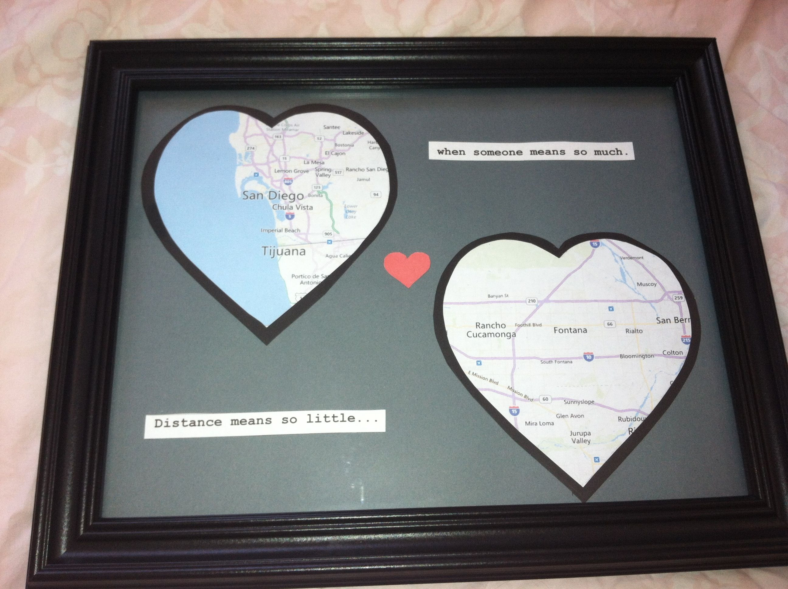 Best ideas about Gift Ideas For Long Distance Girlfriend . Save or Pin Best 25 Relationship ts ideas on Pinterest Now.