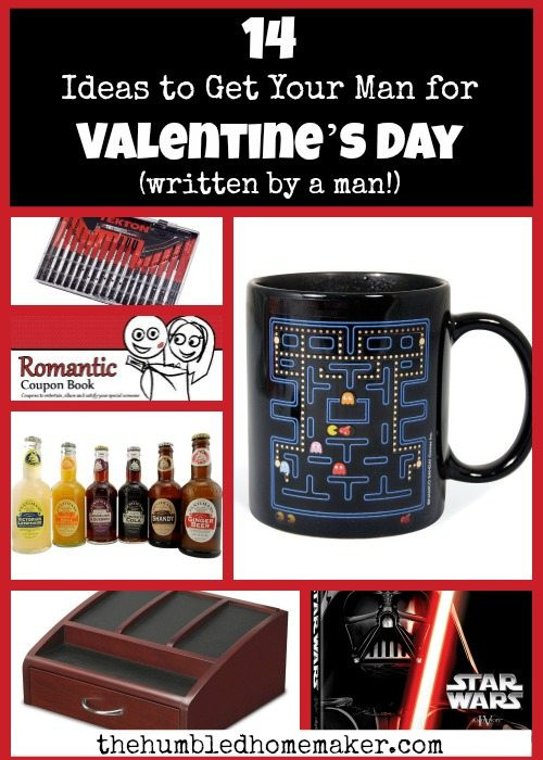 Best ideas about Gift Ideas For Men For Valentines Day . Save or Pin 14 Valentine s Day Gift Ideas for Men Now.