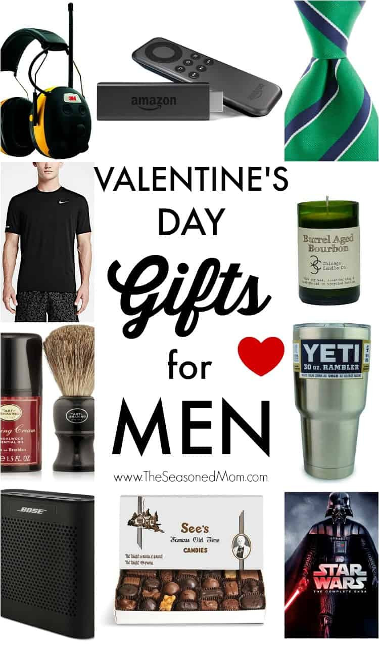 Best ideas about Gift Ideas For Men For Valentines Day . Save or Pin Valentine s Day Gifts for Men The Seasoned Mom Now.