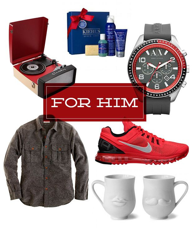 Best ideas about Gift Ideas For Men For Valentines Day . Save or Pin 14 Creative Valentine's Day Gifts For Him Now.