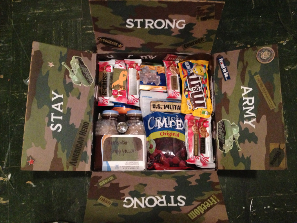 Best ideas about Gift Ideas For Military Boyfriend . Save or Pin Care Package Ideas Now.