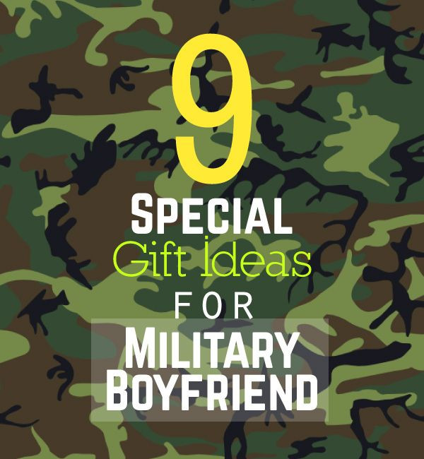 Best ideas about Gift Ideas For Military Boyfriend . Save or Pin Gift Ideas for Boyfriend Gift Ideas For Military Boyfriend Now.