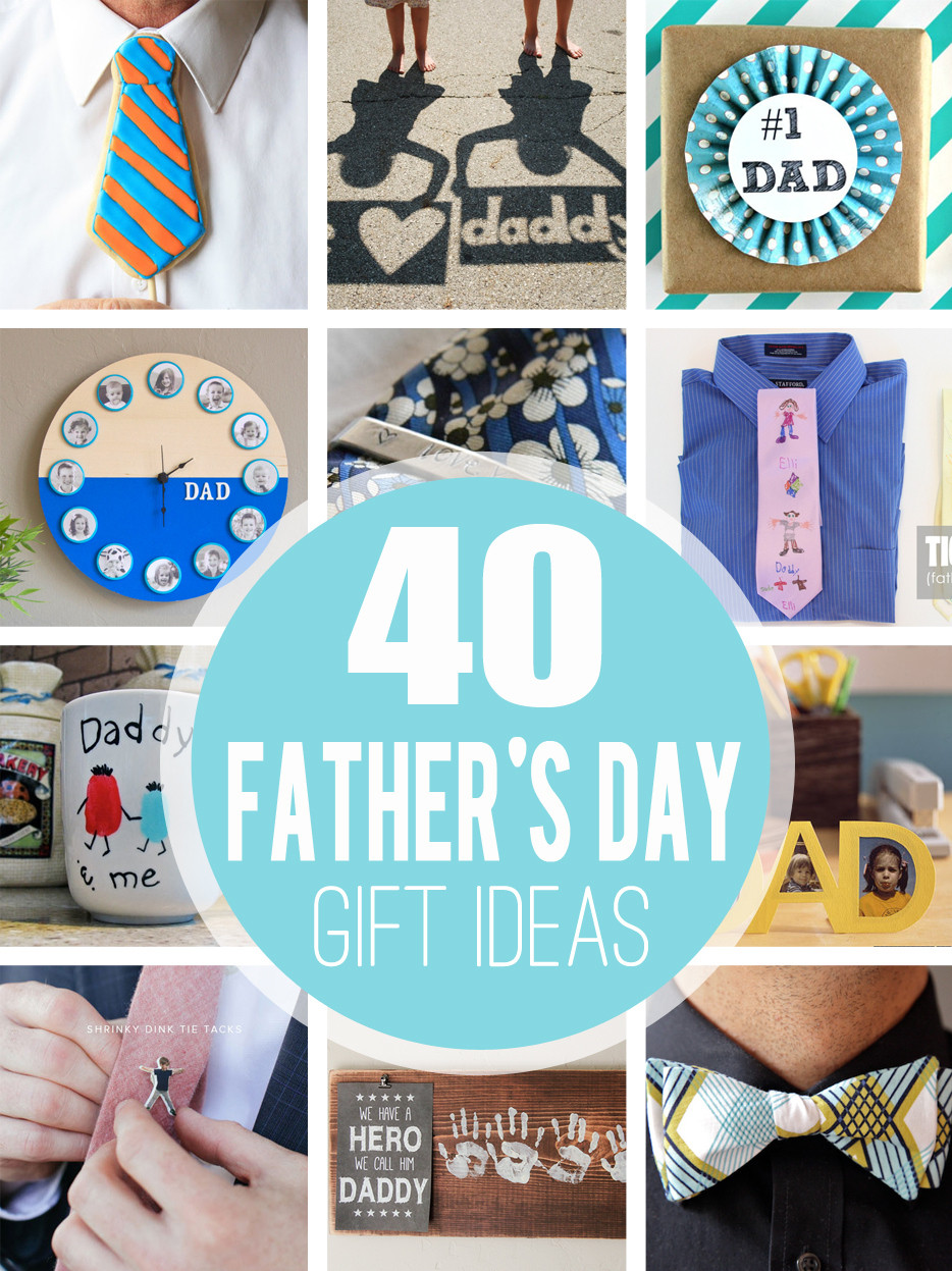 Best ideas about Gift Ideas For New Fathers . Save or Pin 40 DIY Father s Day Gift Ideas Now.
