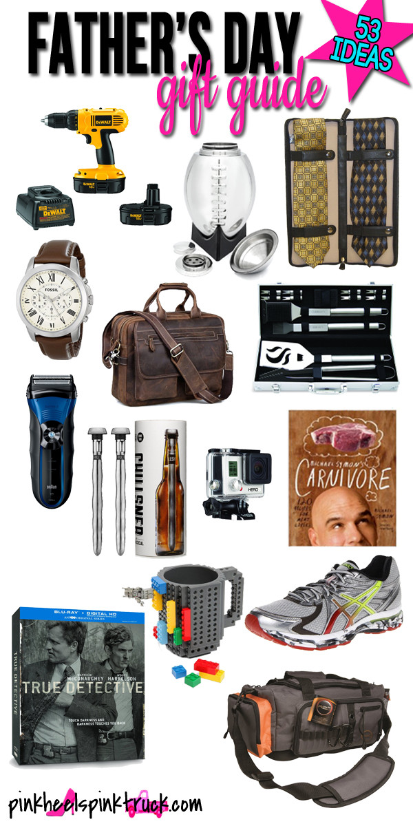 Best ideas about Gift Ideas For New Fathers . Save or Pin Father s Day Gift Guide 53 Gift Ideas • Taylor Bradford Now.