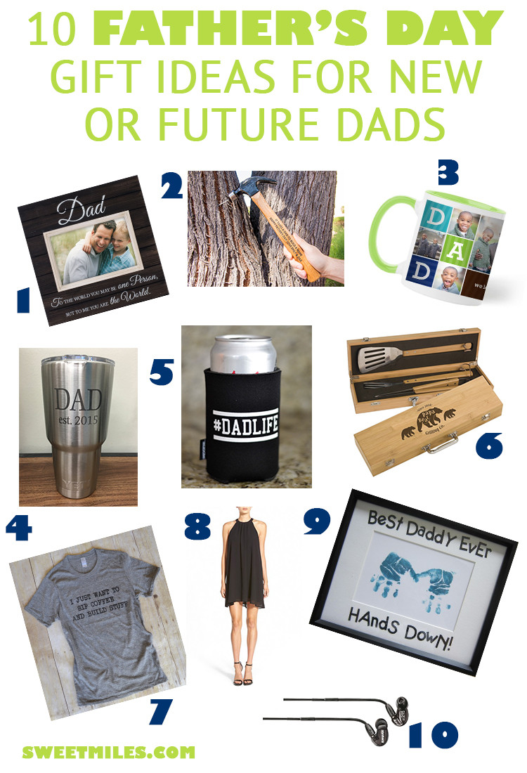 Best ideas about Gift Ideas For New Fathers . Save or Pin 10 Father s Day Gift Ideas For New Dads or Future Dads Now.