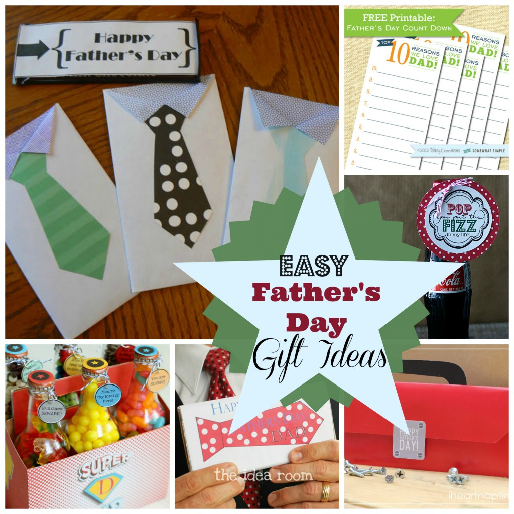 Best ideas about Gift Ideas For New Fathers . Save or Pin DIY Father s Day Gift ideas Now.