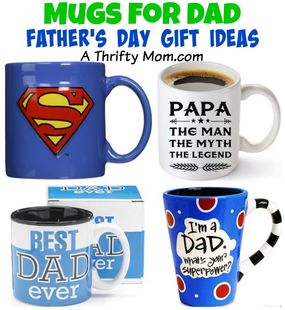 Best ideas about Gift Ideas For New Fathers . Save or Pin Mugs For Dad Father's Day Gift Ideas Now.