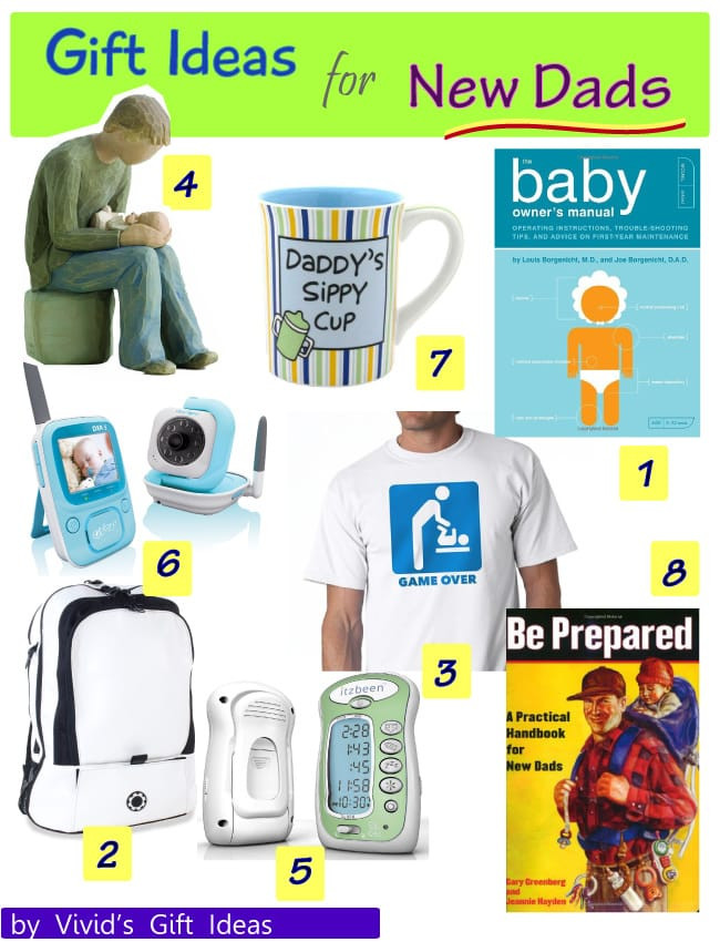 Best ideas about Gift Ideas For New Fathers . Save or Pin 9 Must have Gifts for New Dads Vivid s Gift Ideas Now.