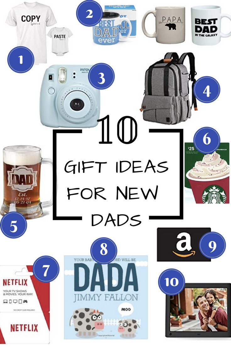 Best ideas about Gift Ideas For New Fathers . Save or Pin 10 Great Gift Ideas for New Dads Now.
