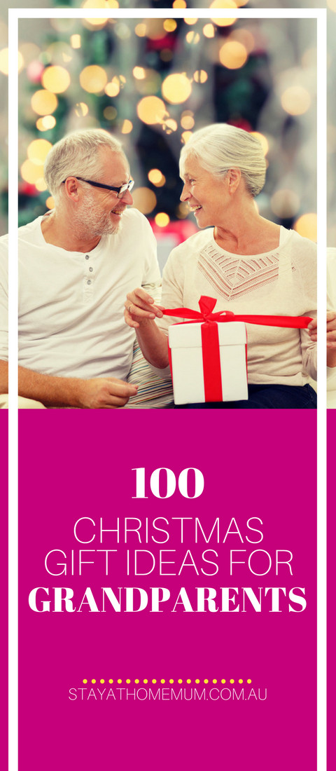 Best ideas about Gift Ideas For New Grandbaby . Save or Pin 100 Christmas Gift Ideas for Grandparents Now.