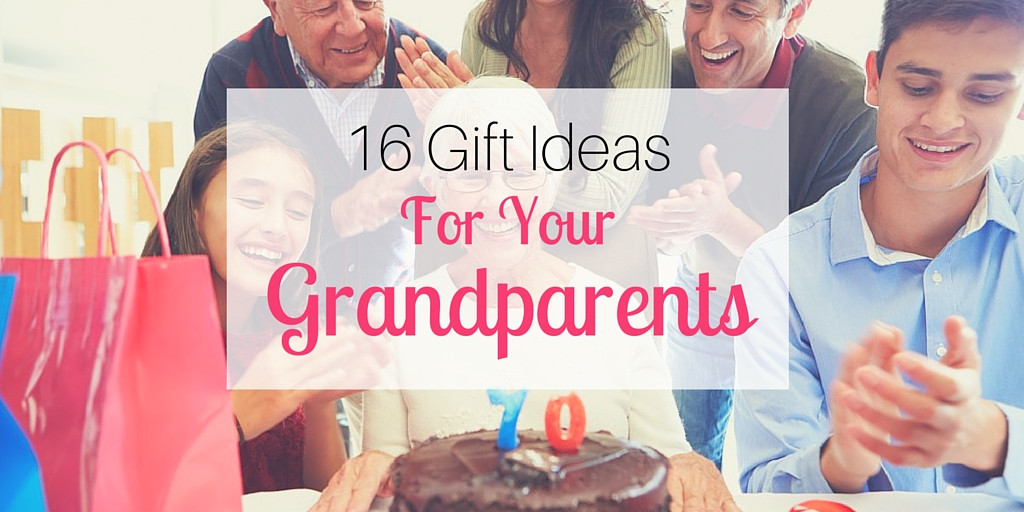 Best ideas about Gift Ideas For New Grandbaby . Save or Pin 16 Gift Ideas for Your Grandparents Now.