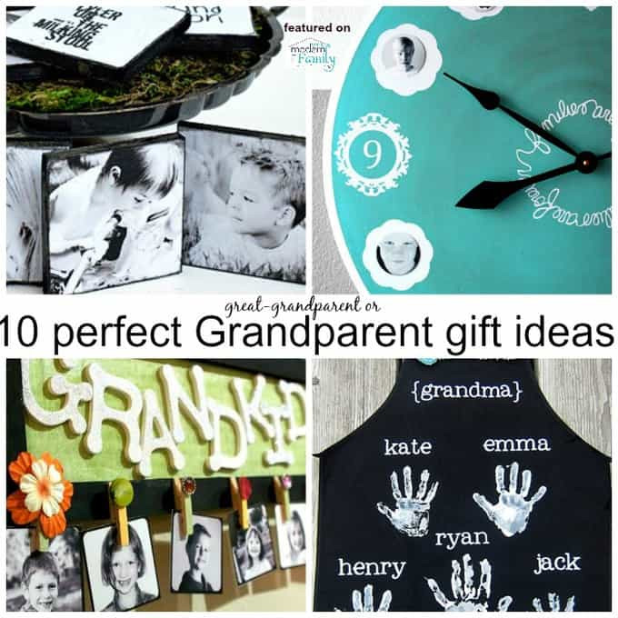 Best ideas about Gift Ideas For New Grandbaby . Save or Pin 10 Gifts for Grandparents Now.
