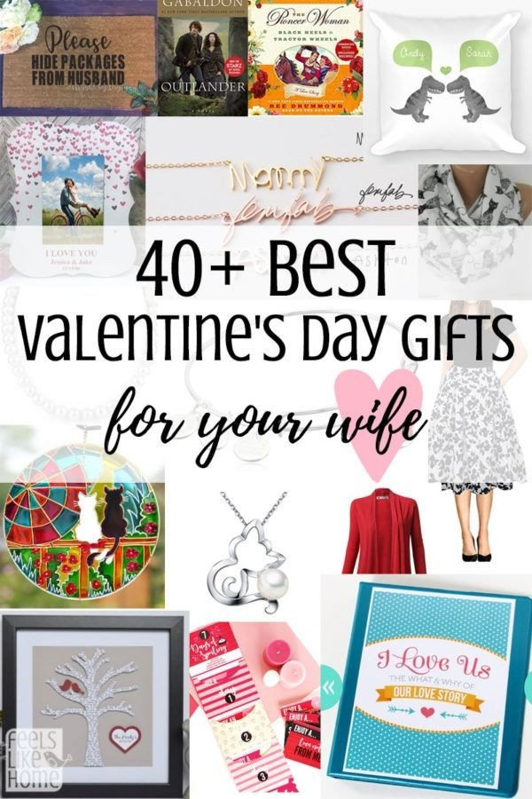 Best ideas about Gift Ideas For Son'S Girlfriend . Save or Pin 40 Best Valentines Gift Ideas for Your Wife – These Now.