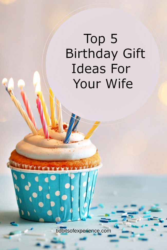 Best ideas about Gift Ideas For Son'S Girlfriend . Save or Pin Best 25 Wife birthday t ideas ideas on Pinterest Now.