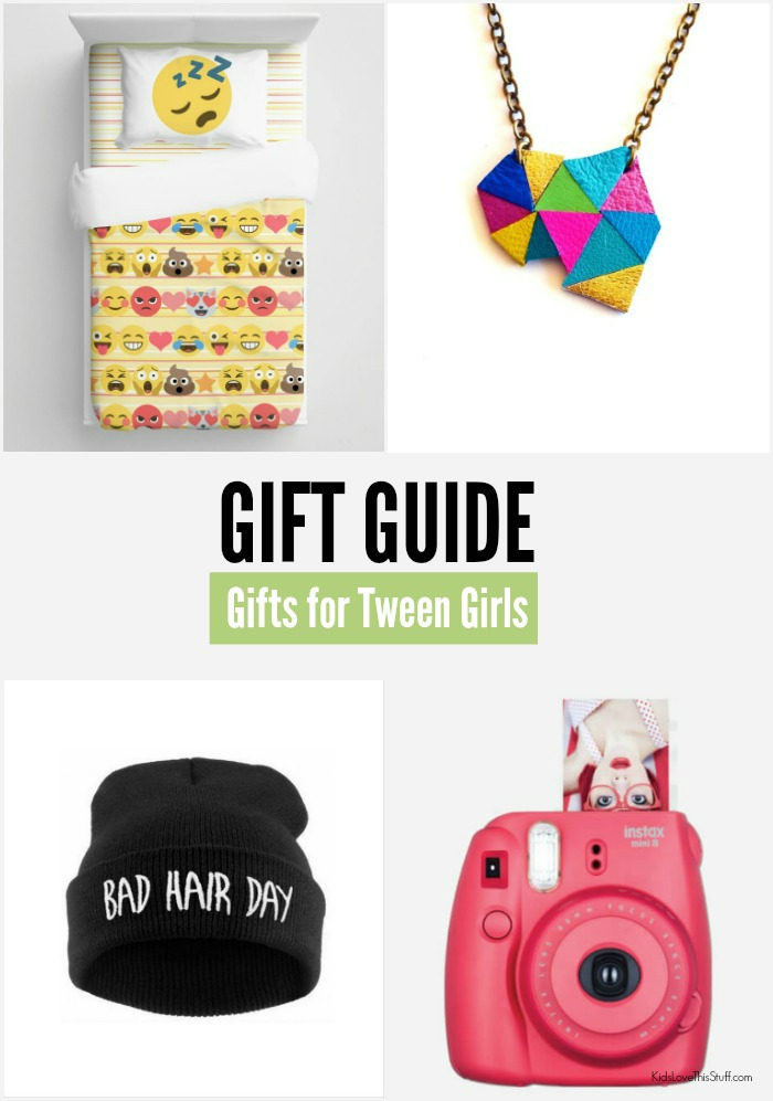 Best ideas about Gift Ideas For Tween Girls . Save or Pin 23 of the Best Chistmas Gifts for Tween Girls Now.