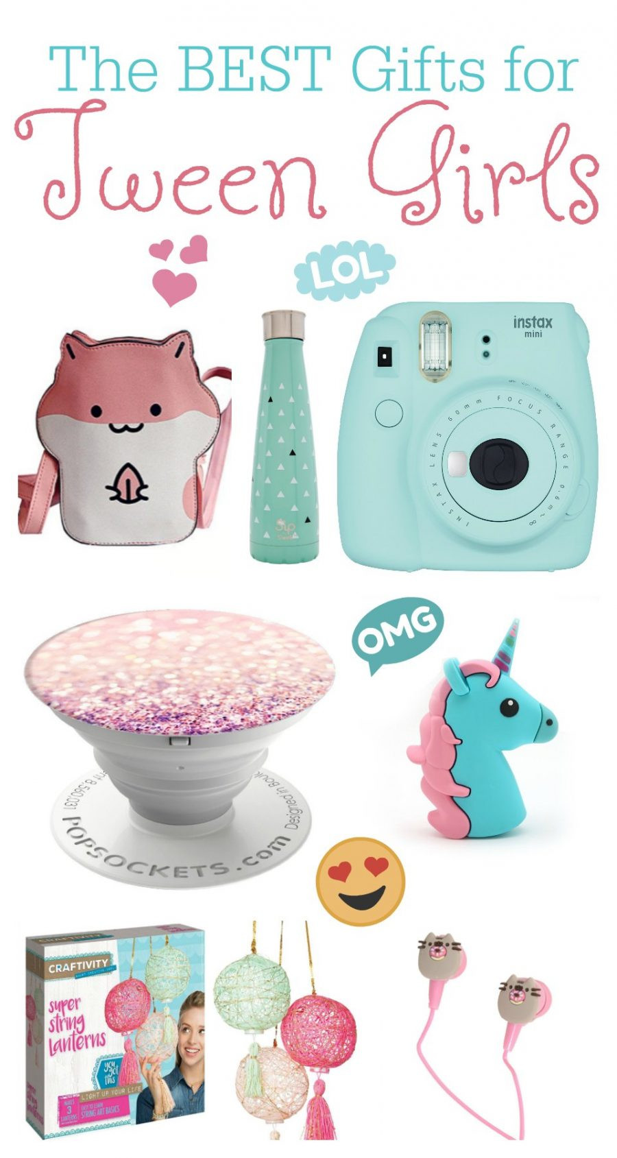 Best ideas about Gift Ideas For Tween Girls . Save or Pin The BEST Gift Ideas for Tween Girls Now.