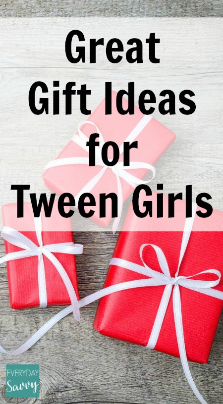 Best ideas about Gift Ideas For Tween Girls . Save or Pin Great Gift Ideas for Tween Girls Now.
