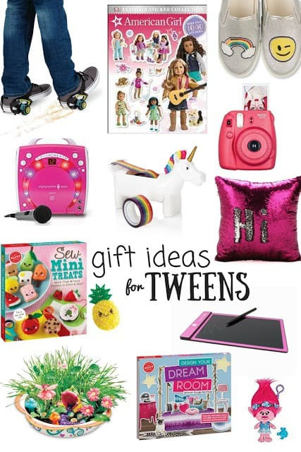 Best ideas about Gift Ideas For Tween Girls . Save or Pin Gift Ideas for Tween Girls Now.