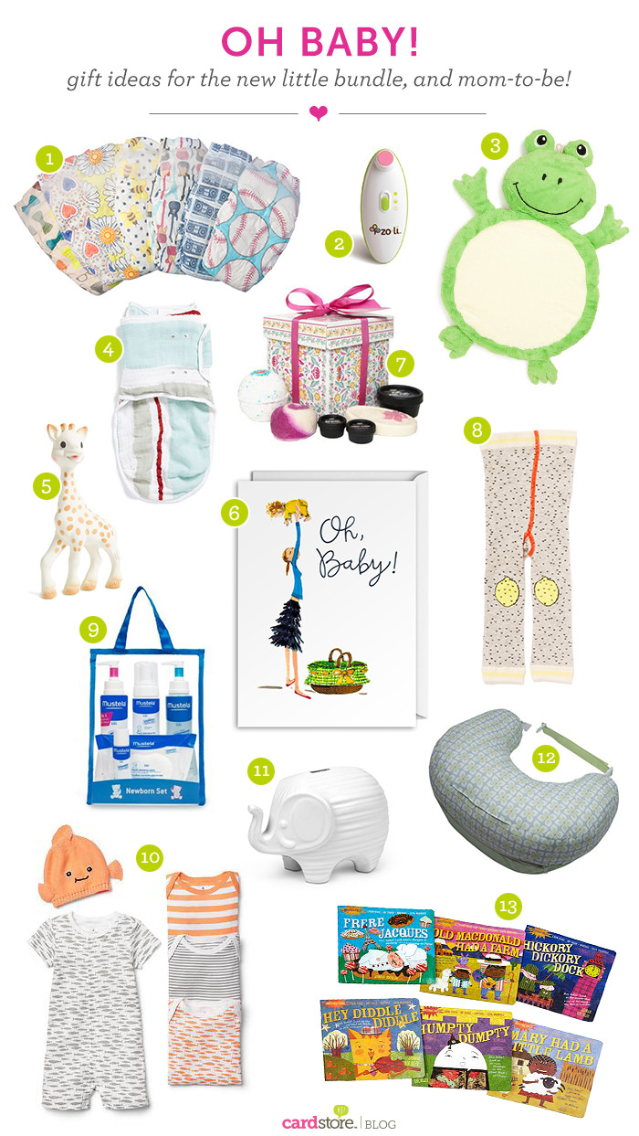 Best ideas about Gift Ideas From Baby To Mom . Save or Pin Oh baby Baby t ideas for moms to be Cardstore Blog Now.